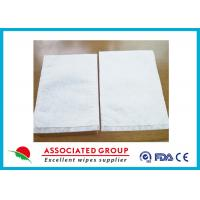 Bathing Body Wash Gloves With Needle Punch Nonwoven Fabric 22 * 15cm Size Manufactures