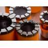 Wireline Diamond Core Drilling Bits / 45mmCore Drill Bit for Granite Manufactures