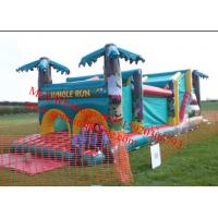 Jump city inflatables Inflatable Obstacle Courses Manufactures