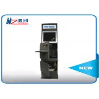 Automatic free standing kiosk payment digital signage kiosk with card reader Manufactures