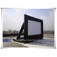 Festival Outdoor Inflatable Movie Screen / Movie Screen for Commercial (CY-M1687) Manufactures