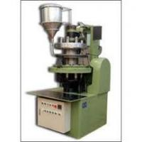 China Double Press Type Powder Compacting Press Machine , Compact Powder Pressing Machine on sale