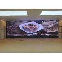Seamless Led Video wall Indoor P2.6 Lightweight Screen System with Nova controlling Solution Manufactures