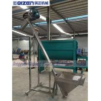1 Ton / H Load Capacity Flexible Screw Conveyor With Auto Control Mode Manufactures
