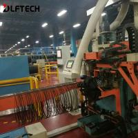 Tire bead bundle machine tire bead extruding and winding production line
