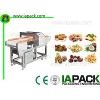 Food Processing Metal Detector Machines Auto Alarm With Conveyor Belt Manufactures