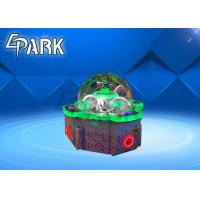 150W EPARK Coin Operated Toy Claw Crane Machine for Shopping Mall Manufactures