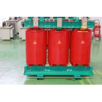 Small Electric On Load Dry Type Transformer 3 Phase 35KV 2MVA , ONAN OFAF ONAF Manufactures