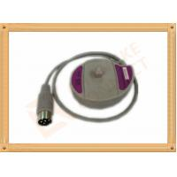 Blue Fetal Monitor Transducer For Goldway UT3000A Fetal Monitor Toco Probe Manufactures