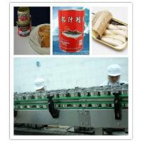 Canned Food Processing Machine/Cans Fish Processing Machine Manufactures