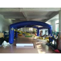 outdor blue event dome tent Manufactures