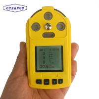 OC-904 Portable Ammonia NH3 gas detector with the measuring range of 0~100ppm Manufactures