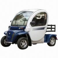 Buy cheap New Design Electric Car/Automobile Vehicle, Powered by Li-Battery from wholesalers