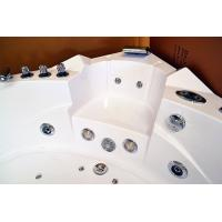 Quality Fashionable Big Jacuzzi Whirlpool Bath Tub For Couple 1520 X 1520 X 590mm for sale