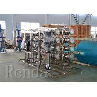 Drinking Water Filter / RO Water Treatment Systems Drinking Pure Water Equipment Manufactures