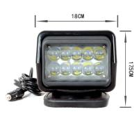 Quality 50Watt Spot Beam LED Vehicle Work Light LED Emergency Light for Train for sale