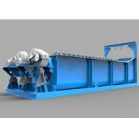 12500MM Flume Length Sand Screw Wash Plant Fine Material Washer Manufactures