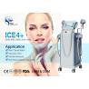 Skin Rejuvenation IPL Laser Equipment , Multifunction E-Light Beauty Equipment Manufactures