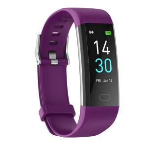 Ble5.0 IP68 80*160dpi Blood Pressure Monitor Smartwatch HRS3300 Manufactures