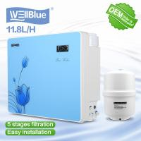 WellBlue Food Grade Reverse Osmosis Water Purifier Long Life Service For Residential Manufactures