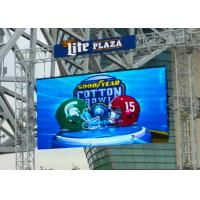 P4.81 Outdoor Led Display Screen , Led Video Wall Rental Backdrop SMD2727 Manufactures
