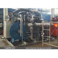 Power plant water filtering system with back blow system of automatic cleaning control Manufactures