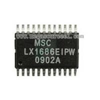 LX1686EIPW - Microsemi Corporation - Digital Dimming CCFL Controller IC Manufactures