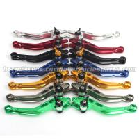Short Standard Adjustable Motorcycle Brake Clutch Lever With High - Class Finish Manufactures