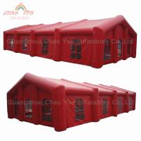 Commercial Grade PVC Tarpaulin Inflatable Party Tent for Rental Waterproof Manufactures