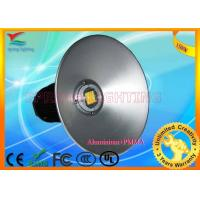 Buy cheap High brightness AC85V - 265V 130W IP65 Black / Silver Industrial Led Lighting Fixtures from wholesalers