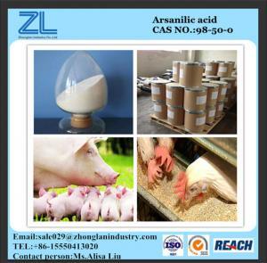 4-Aminophenylarsonicacid98-50-0 Manufactures