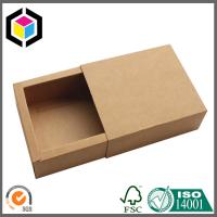 High Quality Jewelry Kraft Paper Box; Custom Color Design Candies Gift Paper Box Manufactures