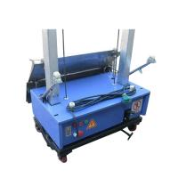 Construction Machinery ZB800-2A Automatic Wall Cement Plastering Machine Manufactures