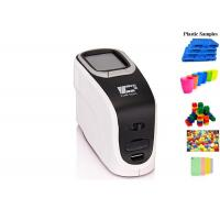 Handheld CIE-Lab And Delta E Plastic Spectrophotometer For Color Measurement Manufactures