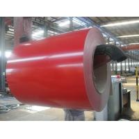 Wood Grain 0.4mm thickness Cold Rolled Color Coated Steel Coil for light steel roof structure Manufactures