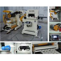 4.5mm Decoiler Straightener Feeder 3 In 1 Machine With Yasakwa Servo Motor Manufactures