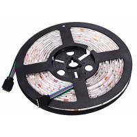 China Outdoor 12 Volt LED RGB Strip Lights Waterproof IP65 Beam 120 Degrees on sale