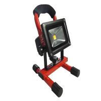 Multifunction Portable LED Flood Lights Outdoor Remote Control With Power Switch Manufactures