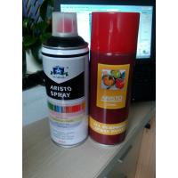 Fast Drying High Gloss Acrylic Spray Paint 400ml Metal Color SGS Manufactures