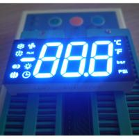 Buy cheap Refrigerator Control Systems Led 7 Segment Display Ultra Blue Stable Performance from wholesalers