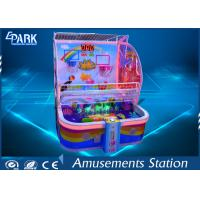 Game Center Kids Arcade Basketball Game Machine Coin Operated China Manufacturer Manufactures