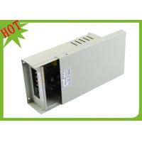 150W 12V12.5A Rainproof Power Supply Single High Efficiency For LED Lights Manufactures