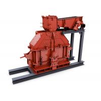 Secondary Strong Fine Impact Rock Crusher Unique Openings Of Two Sides Manufactures