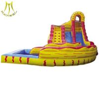 China Hansel children's toys guangzhou inflatable water balloon for amusement park on sale