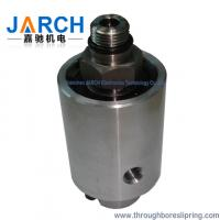 Single channel coolant rotary union / swivel ball joint with Threaded Connection Manufactures