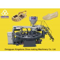 Buy cheap 110-150 Pairs / Hour Shoe Making Production Line plastic Slipper Making Machine  from wholesalers
