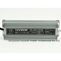 Quality 220V Input Voltage and 101-200W Output Power Waterproof Switching Mode Power Supply 60W SMPS for sale