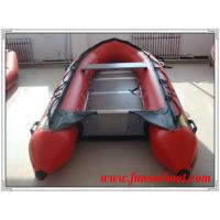 Power Boat Hypalon Boat with Plywood Floor (Length:2.7m) Manufactures