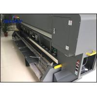 Quality Wide Format Solvent Printer With Konica Head , Eco Solvent Printer for sale
