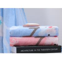 Buy cheap Bamboo + Cotton Baby Girl Muslin Swaddle Blankets Pre - Washed By Clean Water from wholesalers